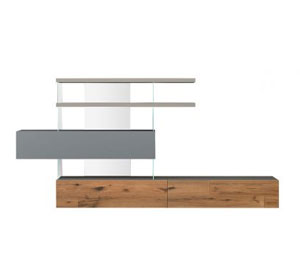 Lago Air Shelf Bookshelves