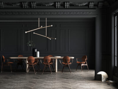 Circle Dining Chairs by Overgaard e Dyrman