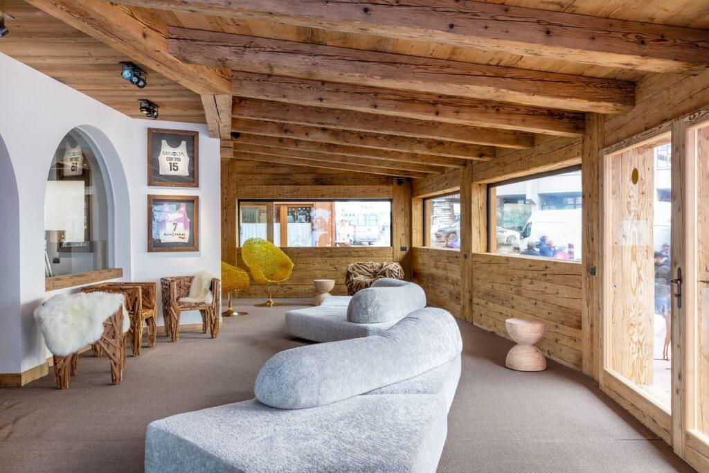 Edra sofa in Cortina