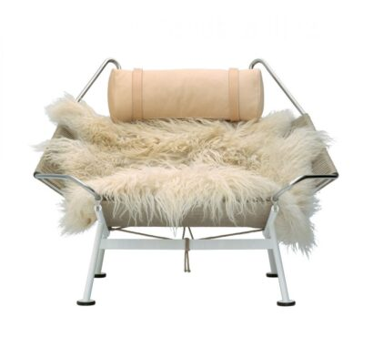 PP Møbler The Flag Halyard Lounge Chair