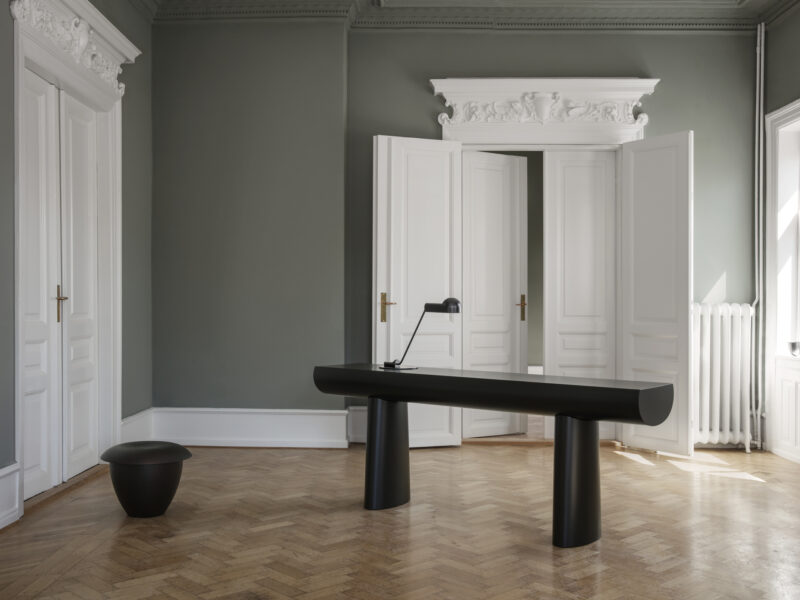 Console Table by Karakter