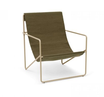 Ferm Living Desert Lounge Chair Cachemire