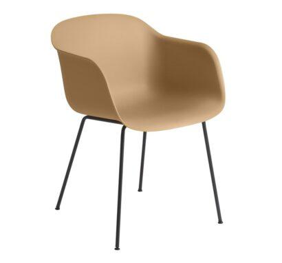 Muuto Fiber Metal Armchair