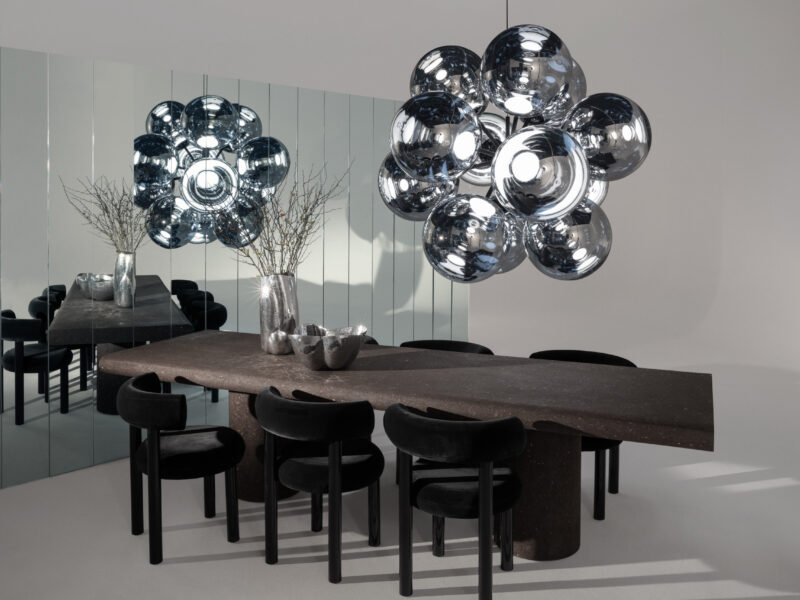 BURST and CORK by Tom Dixon