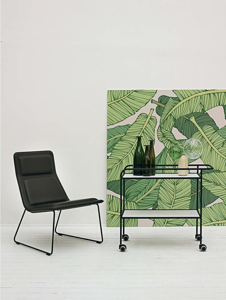 steel pipe by cappellini