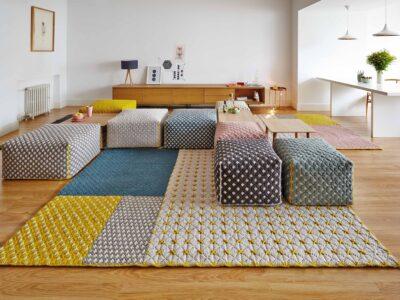GAN rugs