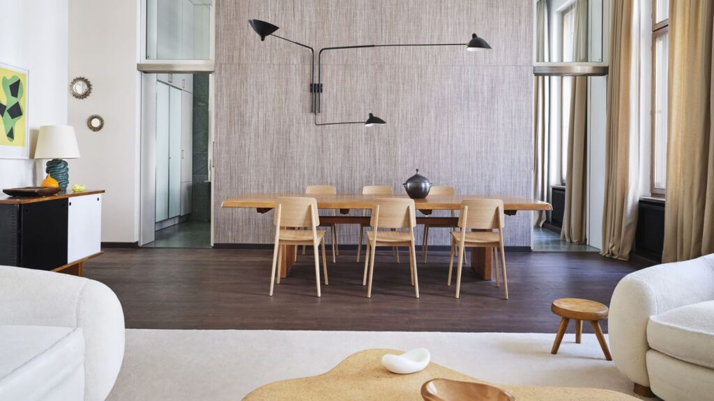 Chaise Tout Bois by Vitra