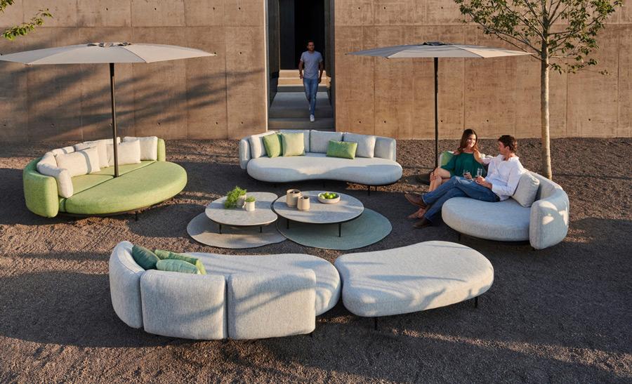 Organix Lounge by Royal Botania